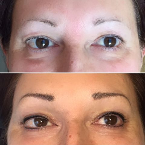 Eye liner moyen 1/2